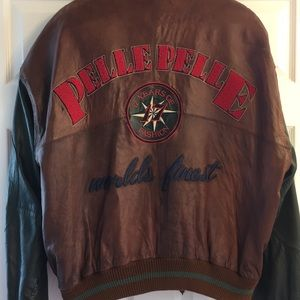 Vintage Unisex Marc Buchanan leather jacket